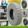 top seller white non marking 5.00-8 solideal forklift tire, low price solid forklift tyre