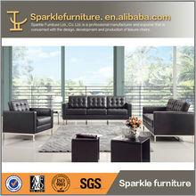 modern furniture leather sofa