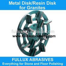 "8"" metal bonded diamond grinding disk for granite"