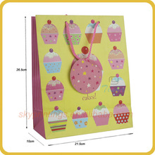 2013 Hot sale paper bag polka dot for cake