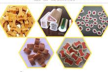 China Animal feed extruder/pet Treats Machinery/ dog food exturder/processing line