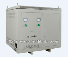 High power Transformer applied to Audio equipment