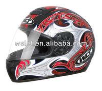 DOT helmet WLT-102 Red/4# vietnam pith helmets