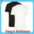 Mode 2013 grundlegende blank dri fit t- shirts großhandel bulk blank t- shirt 100% baumwolle ebene t- shirts großhandel