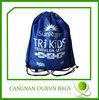 Hottest nylon polyester drawstring bag/nylon drawstring bag/custom drawstring bag