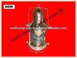 ANCHOR COPPER SHIP LAMP
