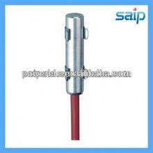 New Product u sharp quartz tube for thermocouple REC 016