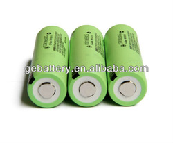 Panasonic CGR18650CG 2250mAh battery cell for Ebike battery