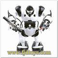 2013ร้อนขายmutifunctionalrcหุ่นยนต์ของเล่นดึง