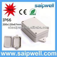 2013 ne ex junction box enclosure, ABS Waterproof Junction Box IP66