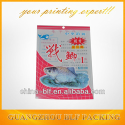 Plastic bag for food packaging (BLF-PLB038)
