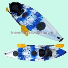 single seat kayak, single seat fishing kayak, single seat fishing canoes