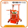 Very Easy Operate Mobile Egg Laying Burning-Free Concreate Paving Brick Machine