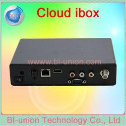 IPTV streaming Multiple LNB control DVB-S2 cloud-ibox satellite receiver linux system cloud ibox TV player