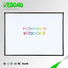 Aluminum Alloy Frame smart Interactive Whiteboard Smart interactive whiteboard Portable