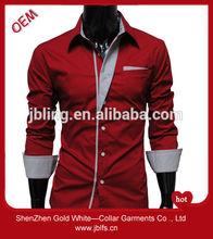21st century dos homens novo modelo vestido de camisa
