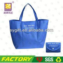 Cheap for sale stock fold shopping bag
