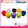 Mini Sucker Silicone Bluetooth Speaker Mushroom Waterproof Hands-Free for Iphone/Ipod/Mp3 player