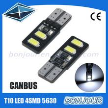 5630 led canbus t10 Led Lights Car