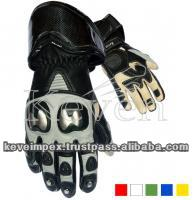 Genuine Leather Gloves / Motorbike Gloves / Racing Gloves / Leather gloves / Motorcycle Gloves / Biker gloves.2015