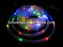 50LED Solar power LED Rope light
