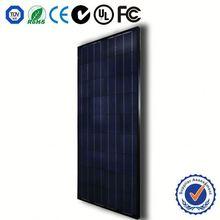 CE ROHS approved durable 300 watt solar panel