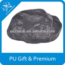 stone shaped stress ball for children china manufacturer pu toys soft ball