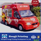 Custom PVC car body/window decal sticker