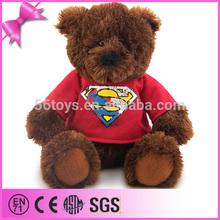 2014 Most Popular Promotional Suttfed Animal Plush Teddy Bear