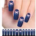 2014 brand new nail art adesivos de transferência de água adesivos de unhas