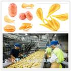 high quality potato chips making machine/French fries production line/potato chips production line