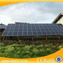 Energy saving solar panels for home system including 12V/200AH battery (OFF-SP-500W)