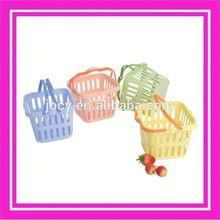 Venta al por mayor precio cesta para el almacenamiento de alimentos de frutas y hortalizas