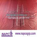 in acciaio inox 316 elettrico filo cestino vano per cavi cross