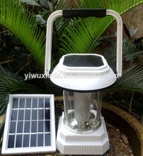 new led solar light with 2w panel