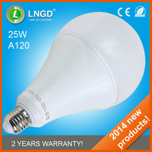 popular e27 led bulb light 25w A120 for coffee house