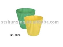 PP plastic waste paper basket / bucket