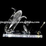 crystal office stationery gift set & mini office stationery set