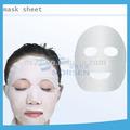 comprimido de la máscara facial