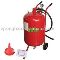 Portable sandblasting pot,machine, sandblaster 20Gallon