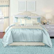 Oeko-Tex 100% pure Silk bedding set--bedding