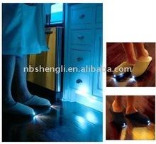 LED Memory Foam Slipper LED Flashlight Slipper