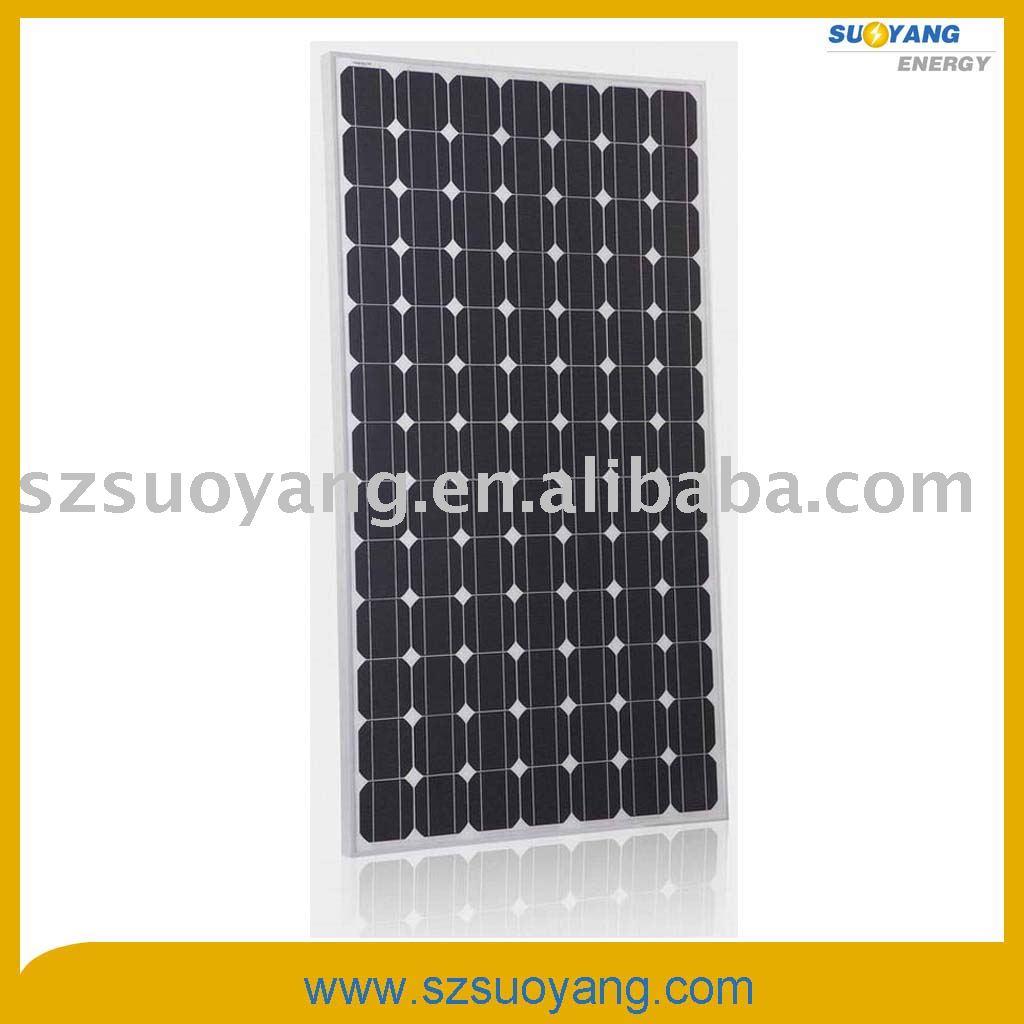 Mono Crystalline Silicon Solar Modules 230WP