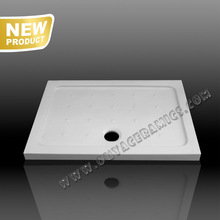Large Freestanding L800X1000X65 CERAMIC SHOWER TRAY