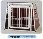 folding alu dog cage hot sale