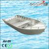 AV type all welded aluminum boat fishing boat