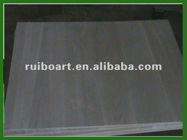 paulownia finger joint laminated board