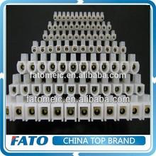 U,H,W,F type plastic terminal block