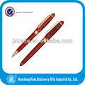 2014 dlicacy de madera pluma promocional de rodillos tipo