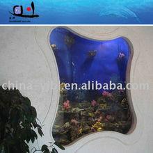 acrylic wall tank